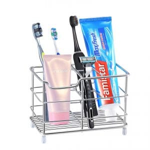 Electric Multi-Functional 6 Slots Toothbrush Holder by Famistar