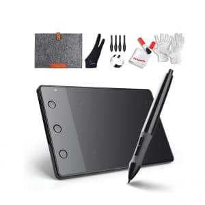 Huion USB Graphics H420 Drawing Tablet Board Kit
