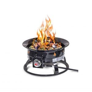 Outland Living Firebowl Deluxe Outdoor Propane Fire Pit