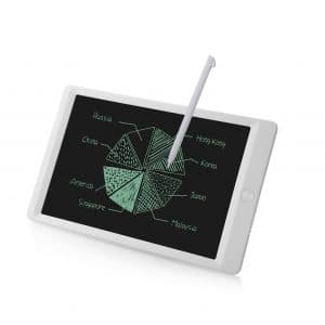 Entomy 10 Inch Portable LCD Writing Tablet for Home and Office