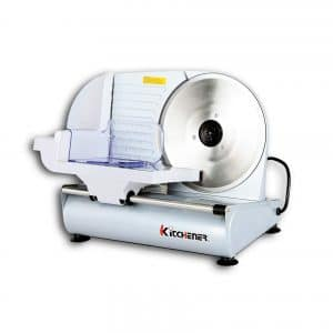 Kitchener 9-inch Professional Electric Meat Cutter