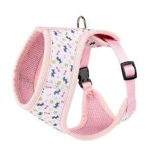 Mile High Life Dog Harness, No Choke Design (Made with Breathable Soft Mesh)