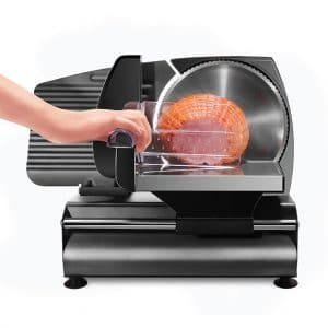 Chefman Die-Cast Electric Meat Cutter