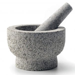 ookwise Mortar and Pestle Set