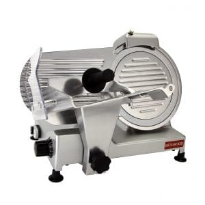 BESWOOD 10-Inch Premium Electric Deli Meat Cutter