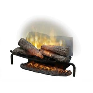 Dimplex Revillusion RLG25 25-Inch Electric Fireplace inserts Log Set